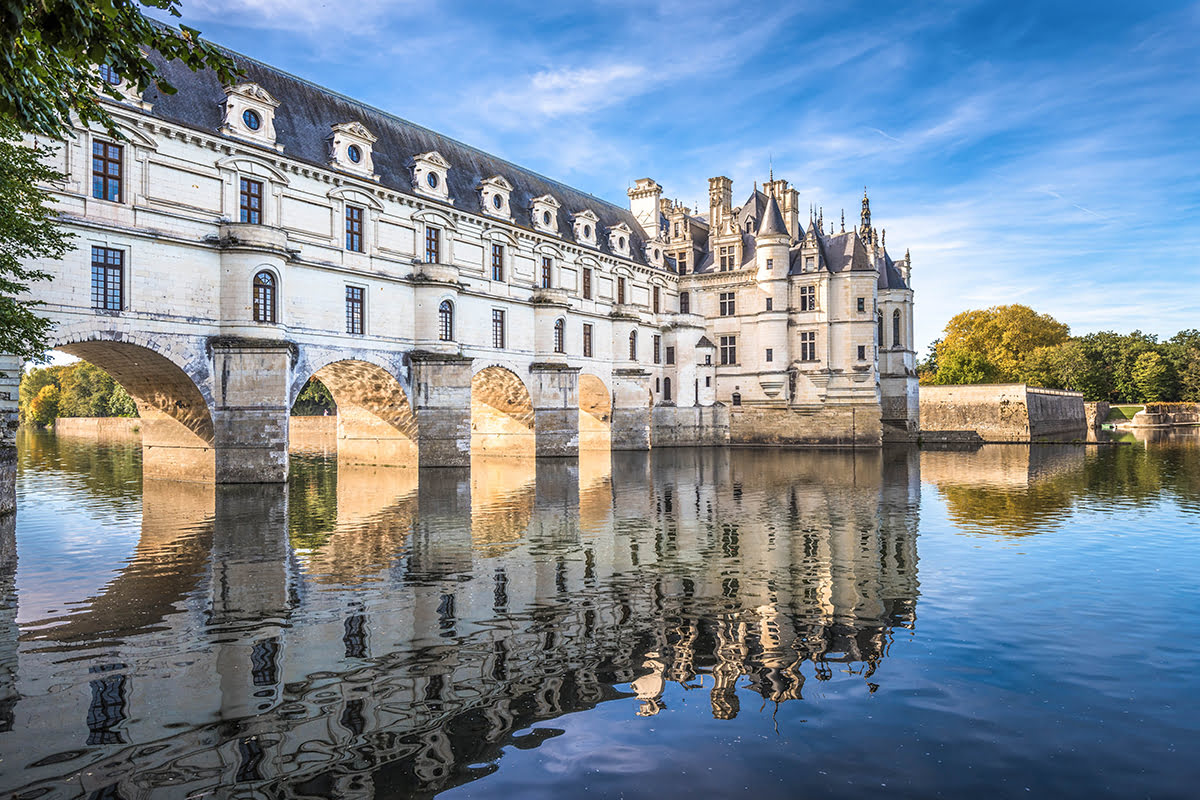 Day trips from Paris-France-travel-Loire Valley