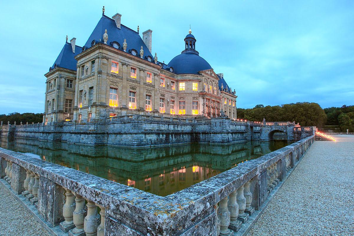 Day trips from Paris-France-travel-Vaux-le-Vicomte