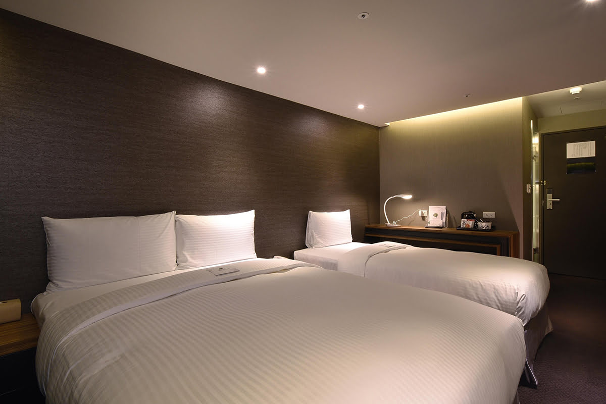 Family hotels in Taipei-kid-friendly-accommodations-Goodmore Hotel - Shi-Da
