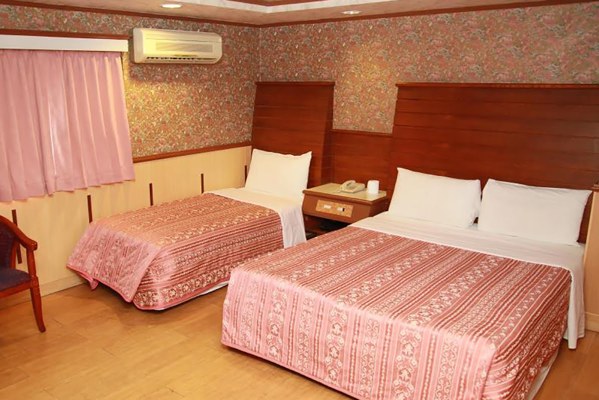 Family hotels in Taipei-kid-friendly-accommodations-Ti Hwa Hotel