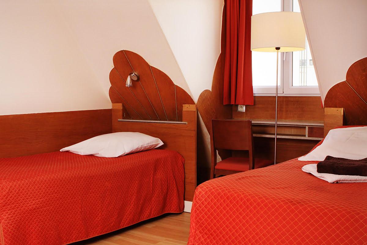 Latin Quarter-Paris-Hotel Marignan