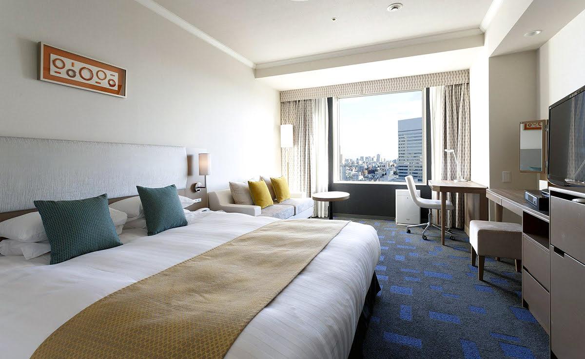 Tokyo food-what to eat-Japan-Shibuya Excel Hotel Tokyu