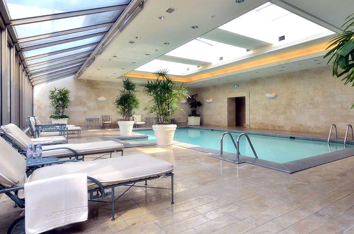 Luxury hotels in Taipei-Taiwan-Sherwood Taipei