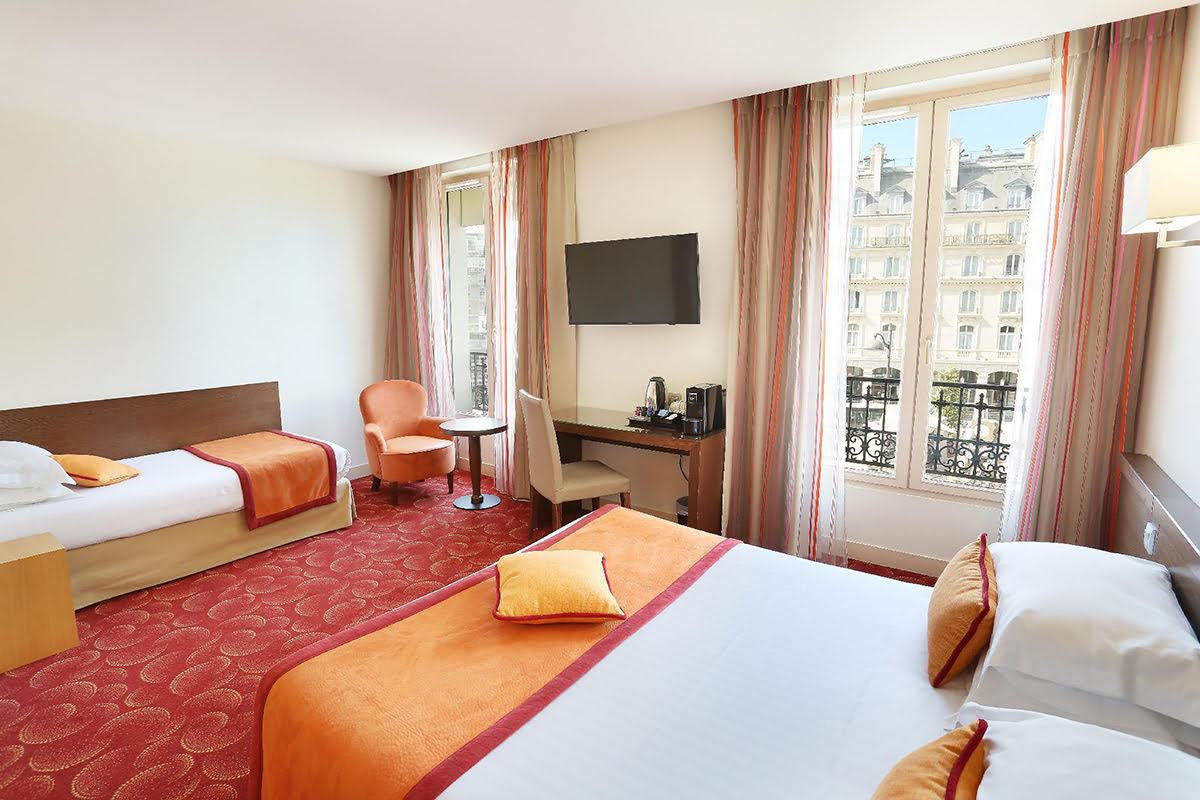Paris nightlife-bars-pubs-clubs-Le Grand Hotel de Normandie
