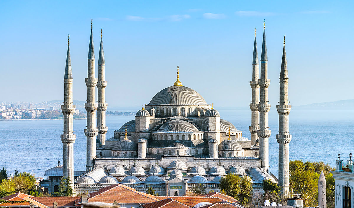 Ramadan 2019-travel-best destinations-Istanbul-Turkey-Blue Mosque
