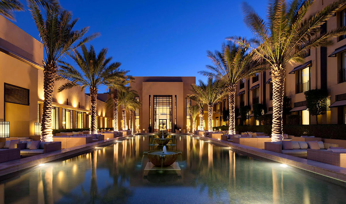 吉達遊玩-沙烏地阿拉伯-凱悅吉達公園遊艇俱樂部Spa飯店