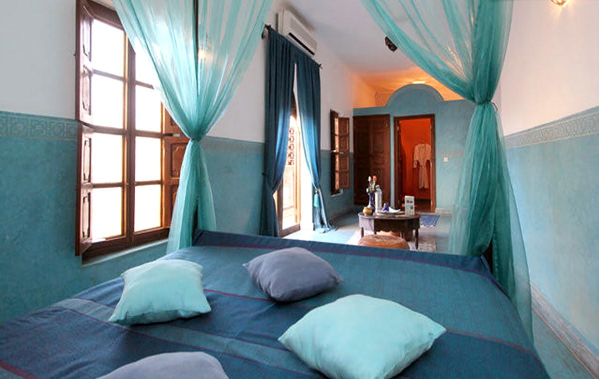 Things to do in Marrakech-Morocco-Riad Sidi Ayoub