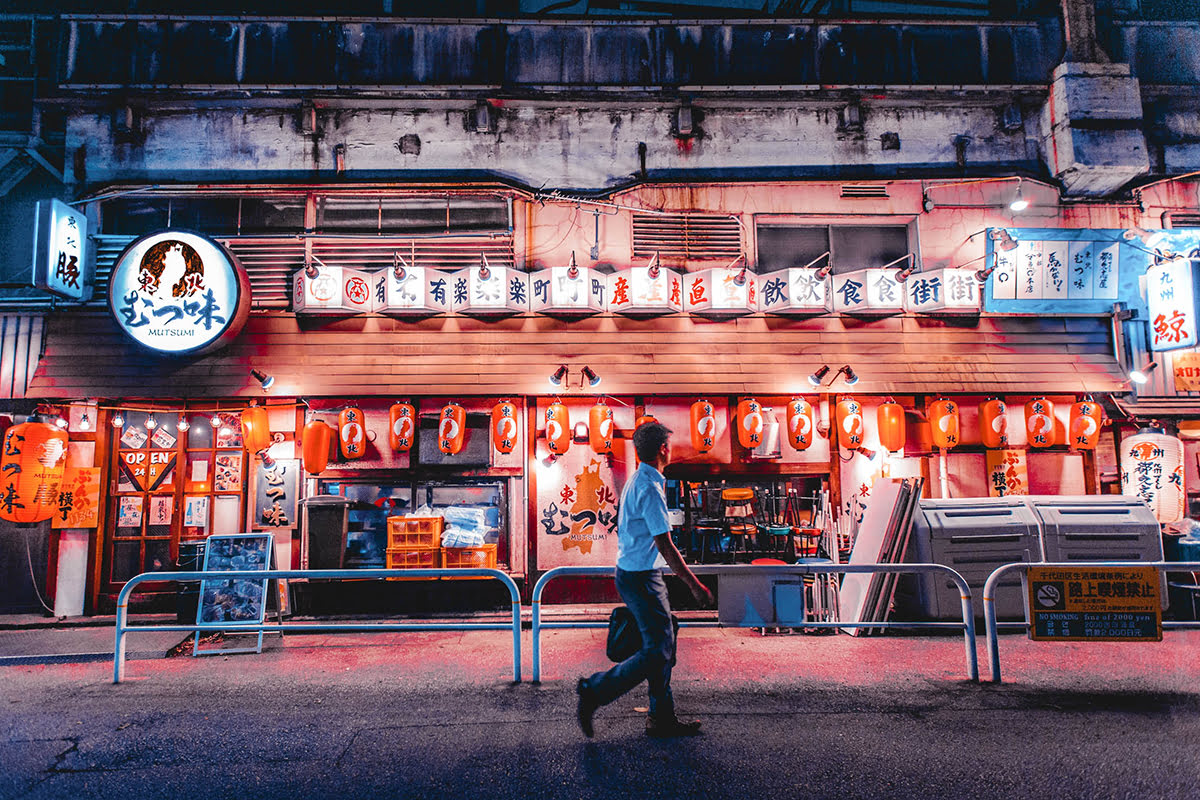 Tokyo food-what to eat-Japan-Yurakucho-Gado-shita district