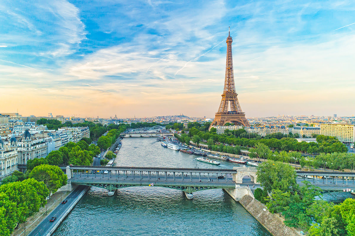 Where to stay in Paris-Eiffel Tower