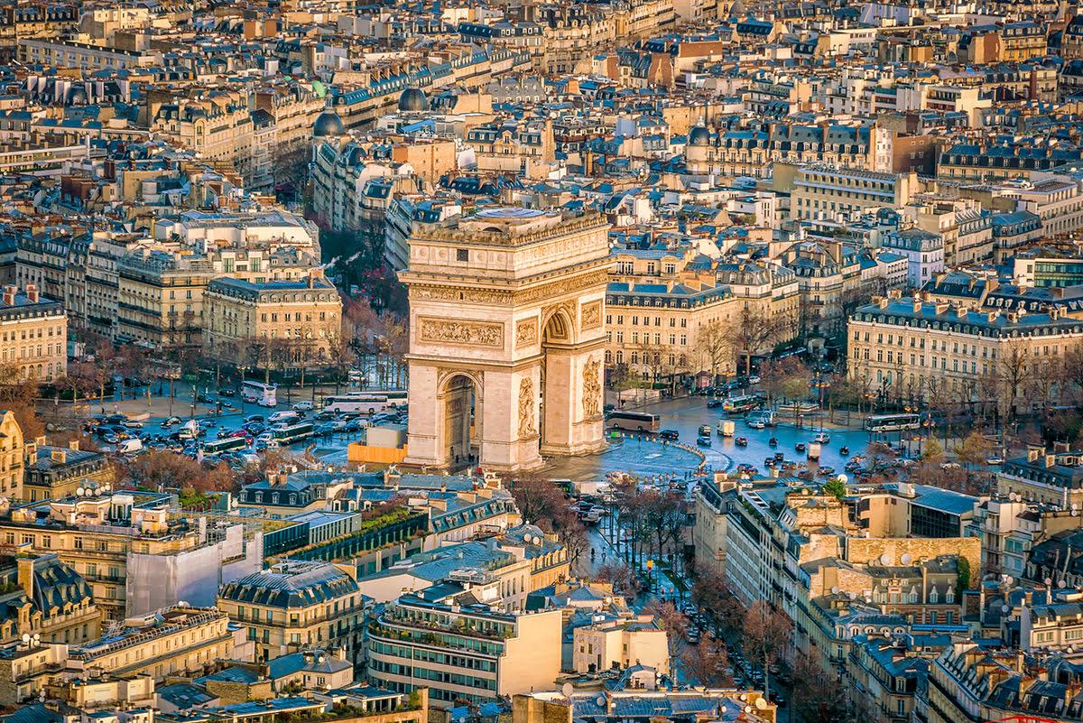 Where to stay in Paris-Neigborhood
