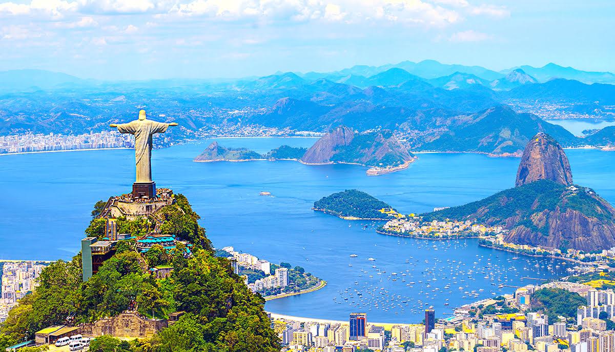 直升机旅行-里约热内卢