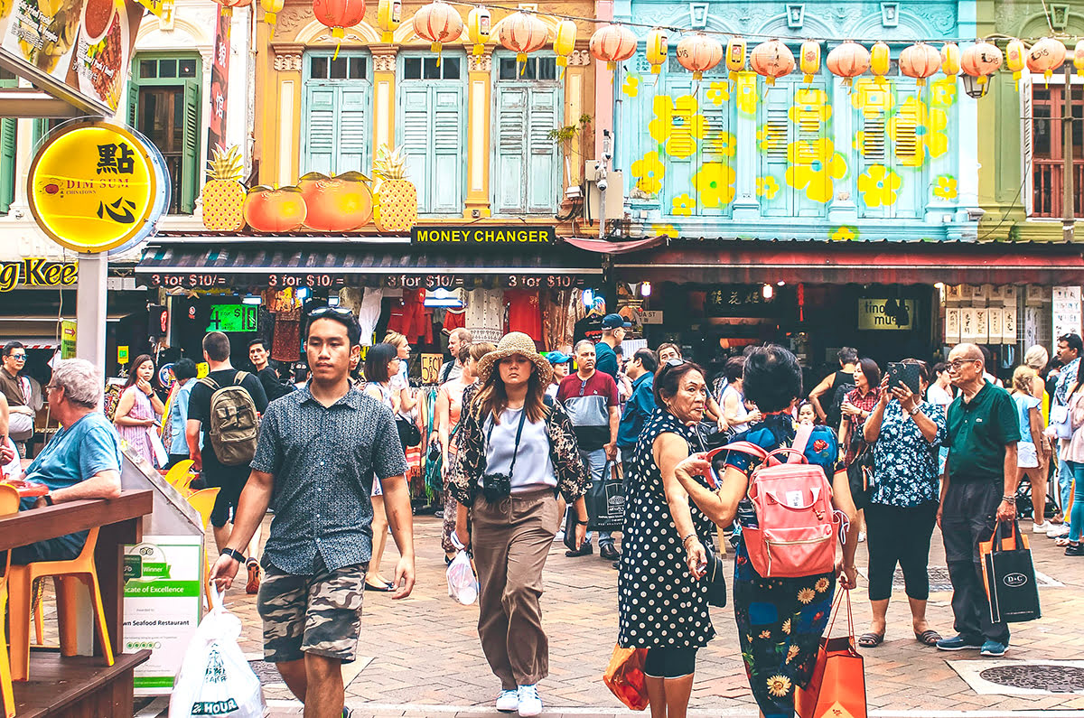 Places to visit in Singapore-Chinatown
