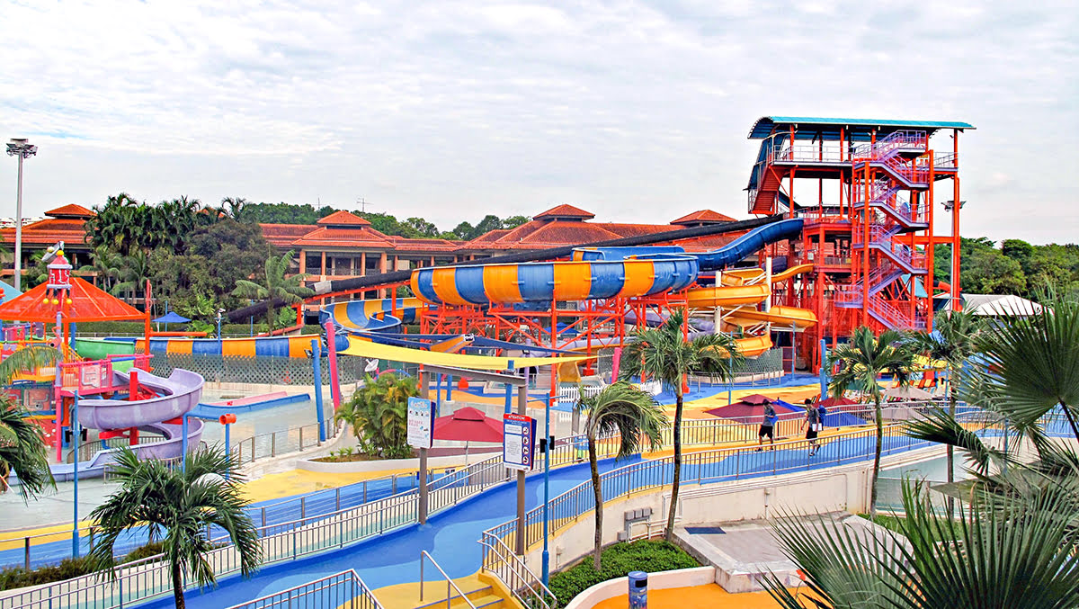 Places to visit in Singapore-Wild Wild Wet Singapore