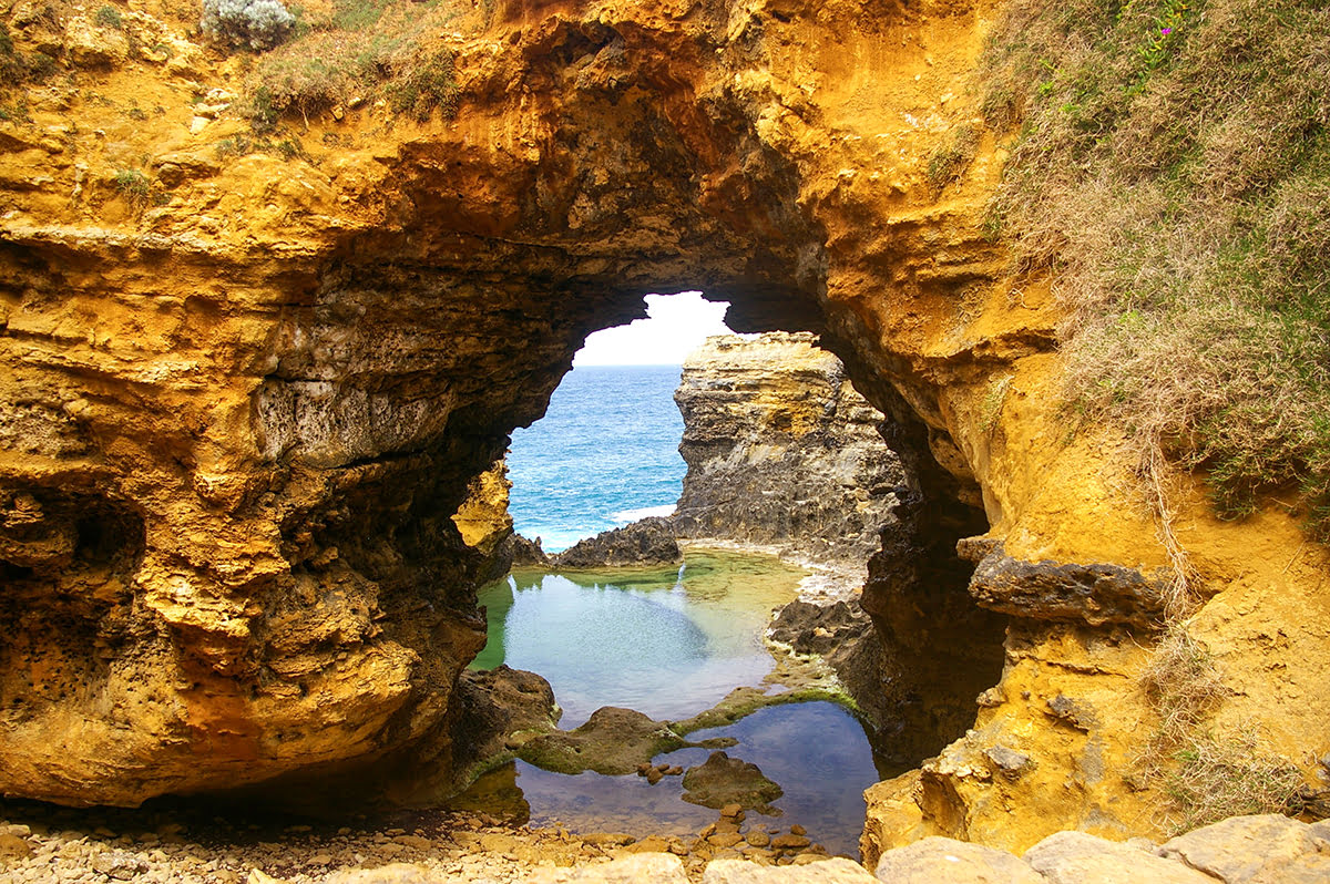 Best road trip destinations-Great Ocean Road-Australia-The Grotto-Port Campbell National Park