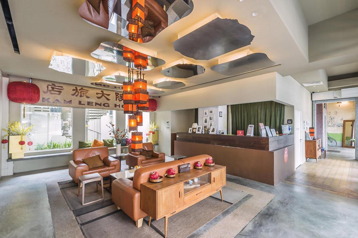 Οικονομικά ξενοδοχεία στη Σιγκαπούρη-Kam Leng Hotel