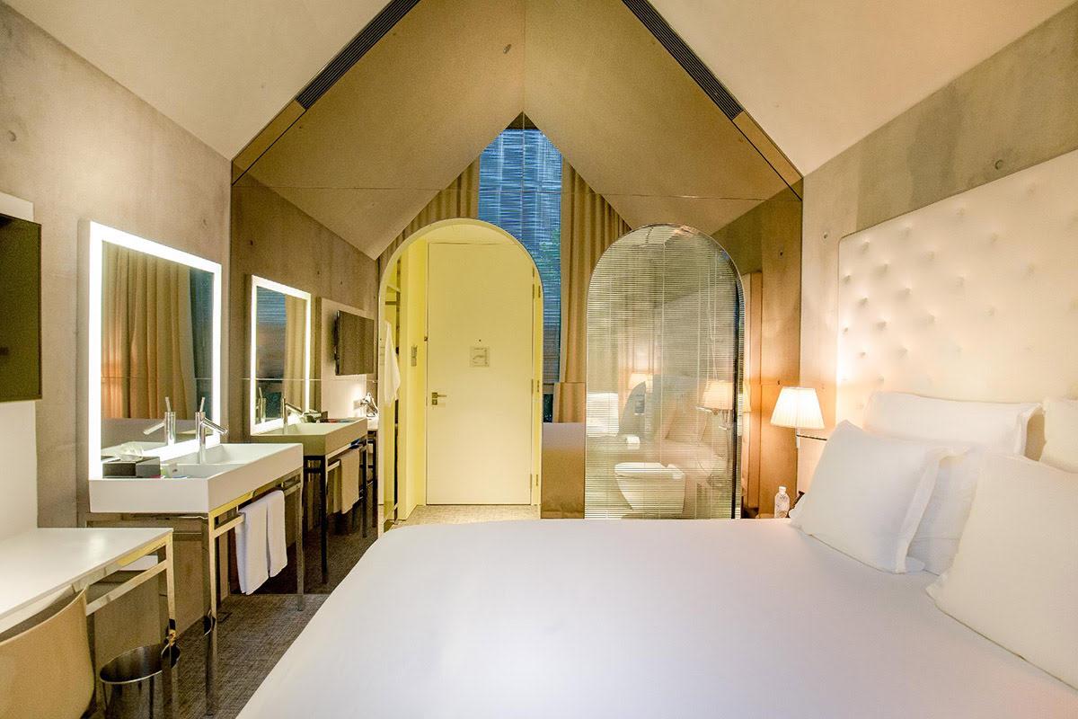 Οικονομικά ξενοδοχεία στη Σιγκαπούρη-M Social Singapore