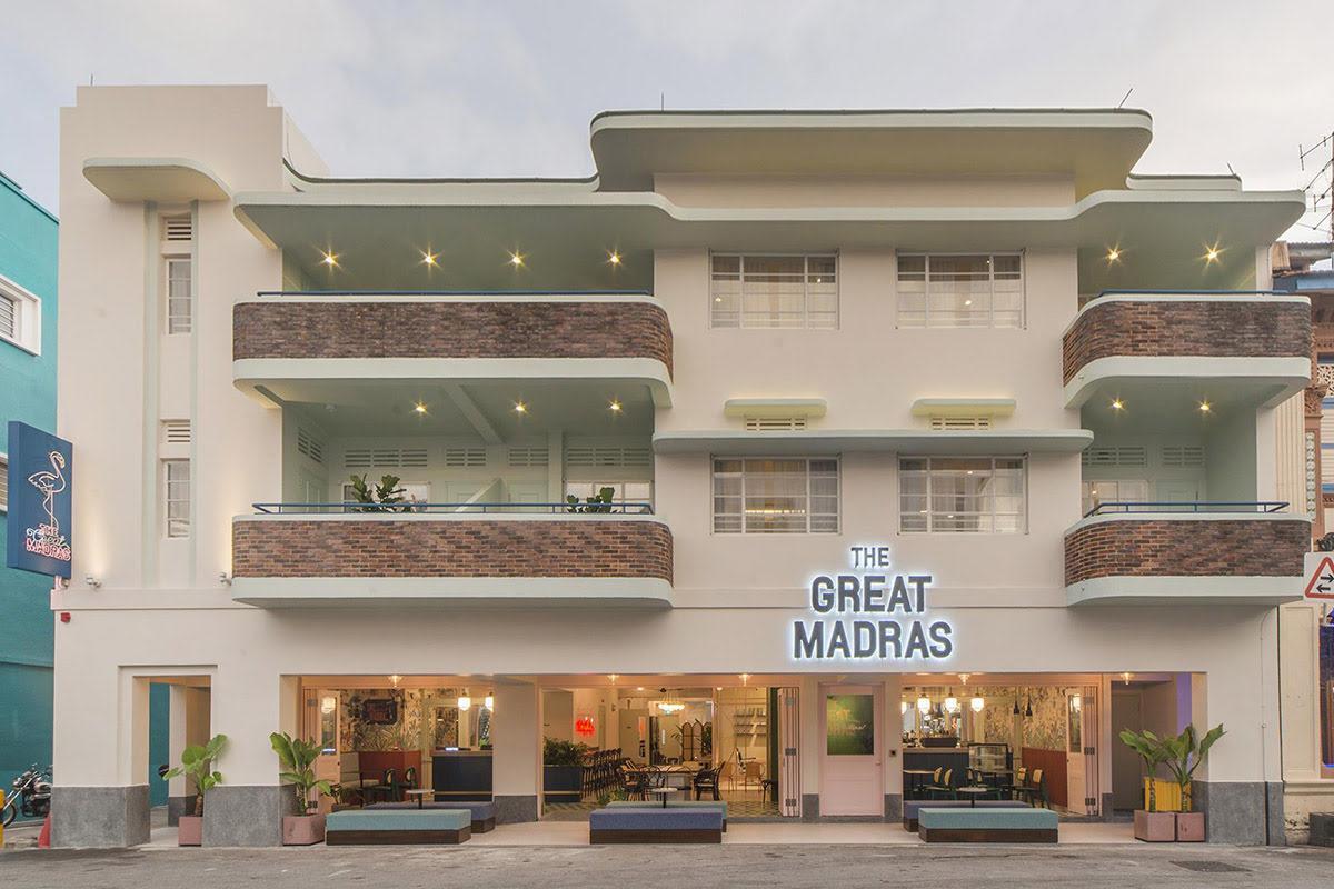 Οικονομικά ξενοδοχεία στη Σιγκαπούρη-The Great Madras