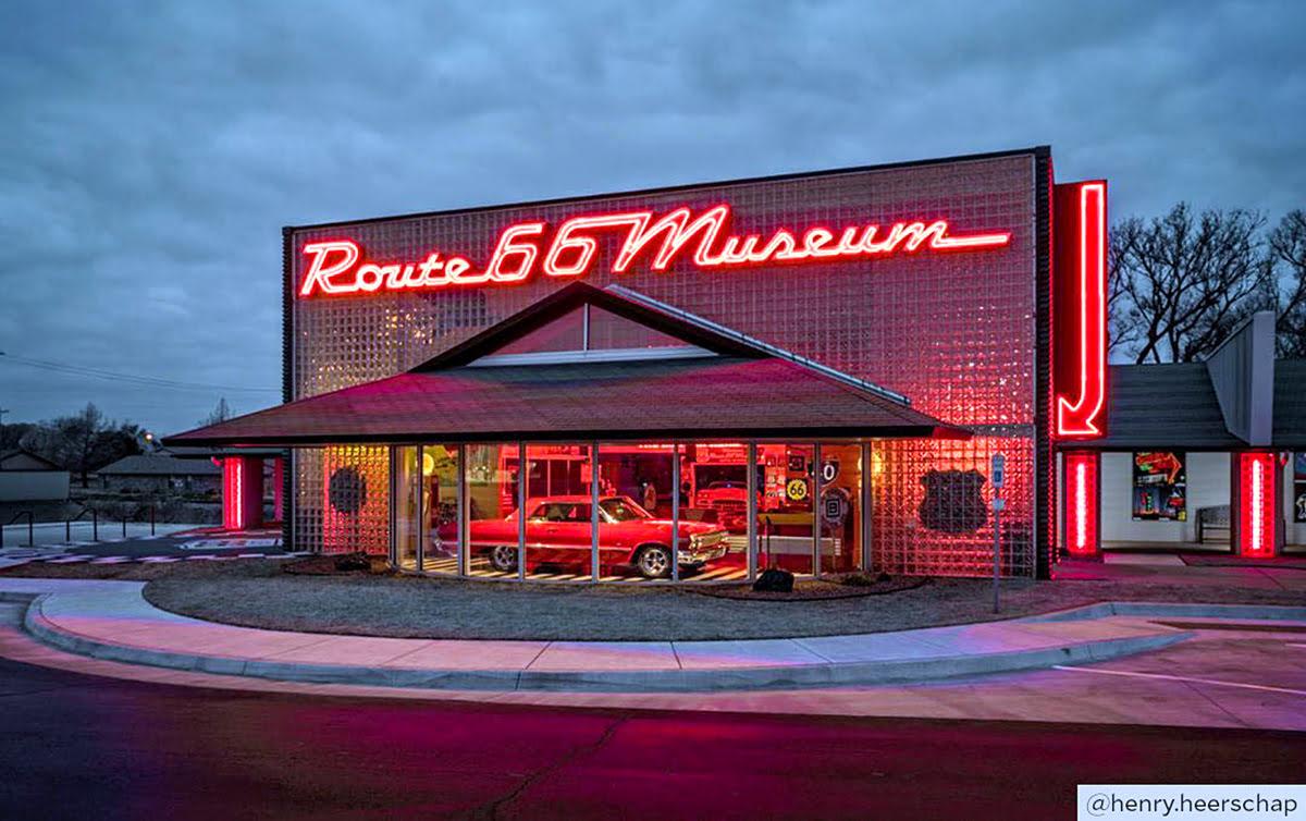 Best road trip destinations-Oklahoma Route 66 Museum-Clinton