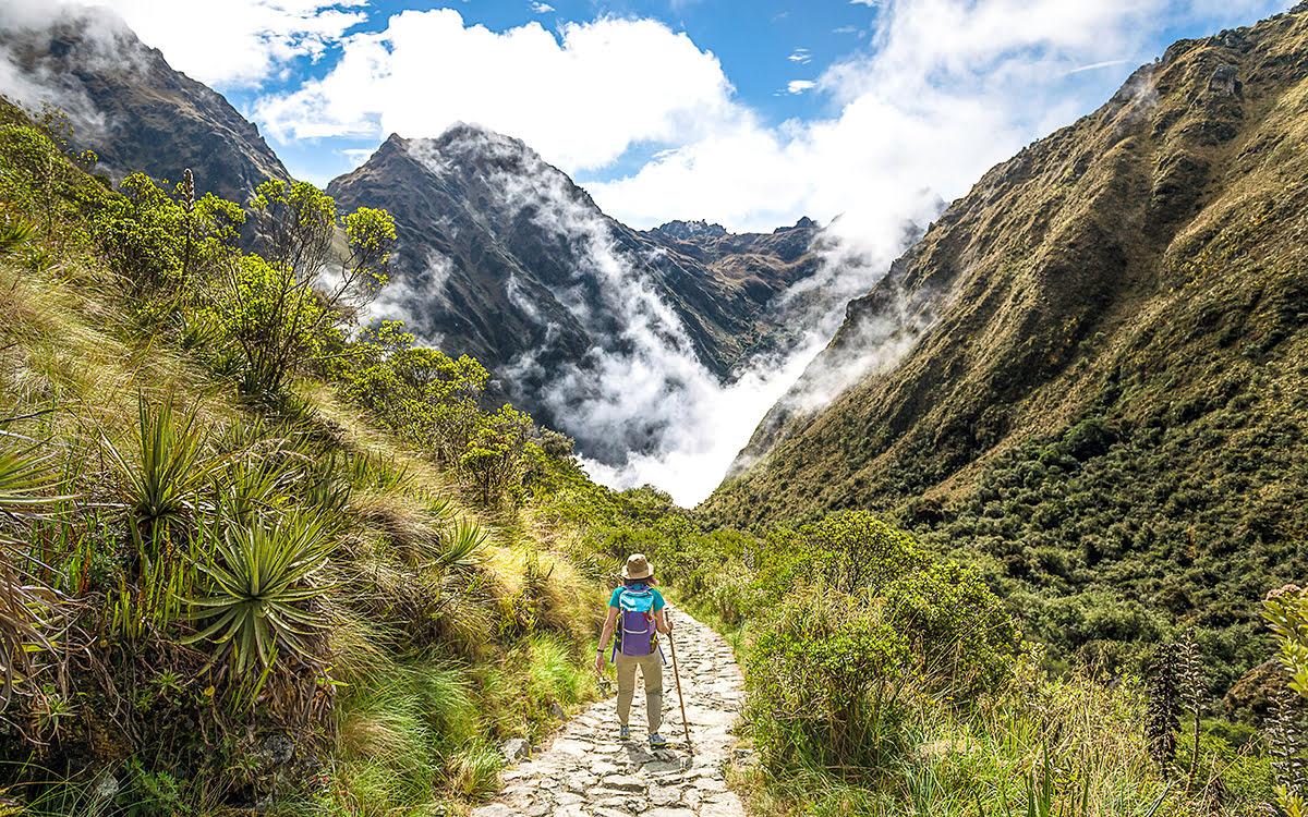 Hiking in Peru-treks-Inca Trails