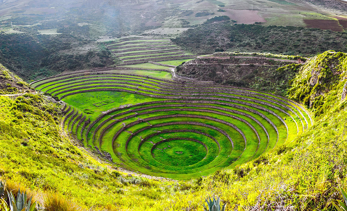 Hiking in Peru-treks-Moray