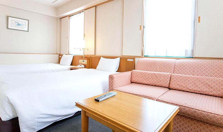 Hotels in Kyushu-best time to visit-Hotel Belleview Nagasaki Dejima