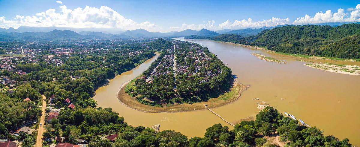 Hotels in Luang Prabang-Laos-Mekong Riverview Hotel