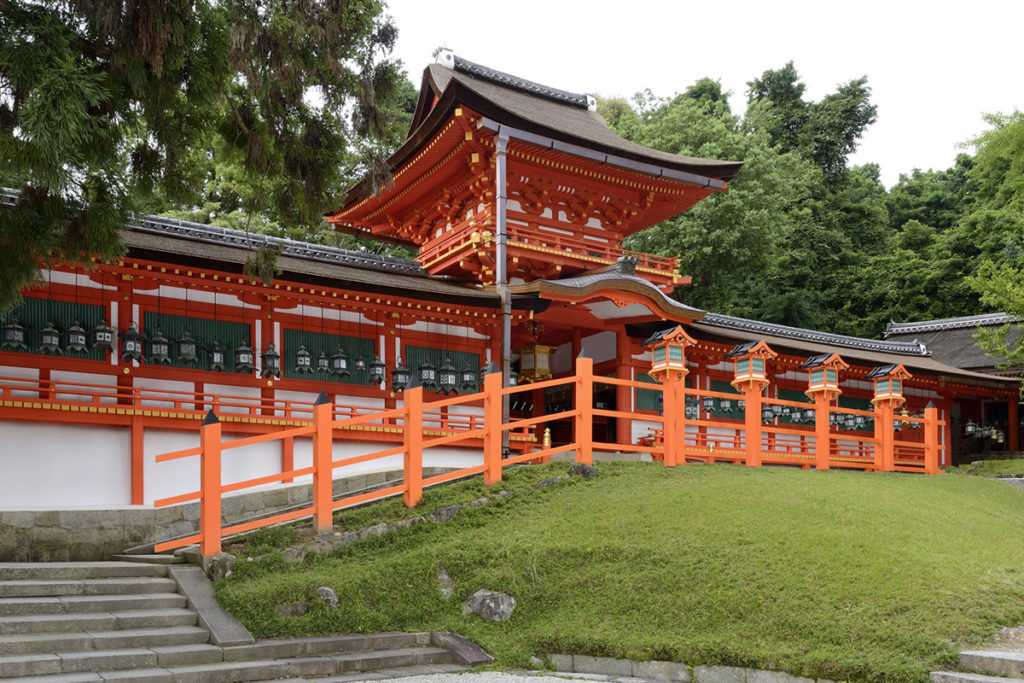 Nara events-Kasugawakamiya-Chumon Gate