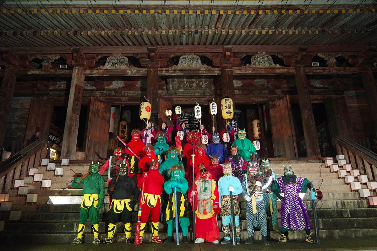 Nara events-Oni Festival
