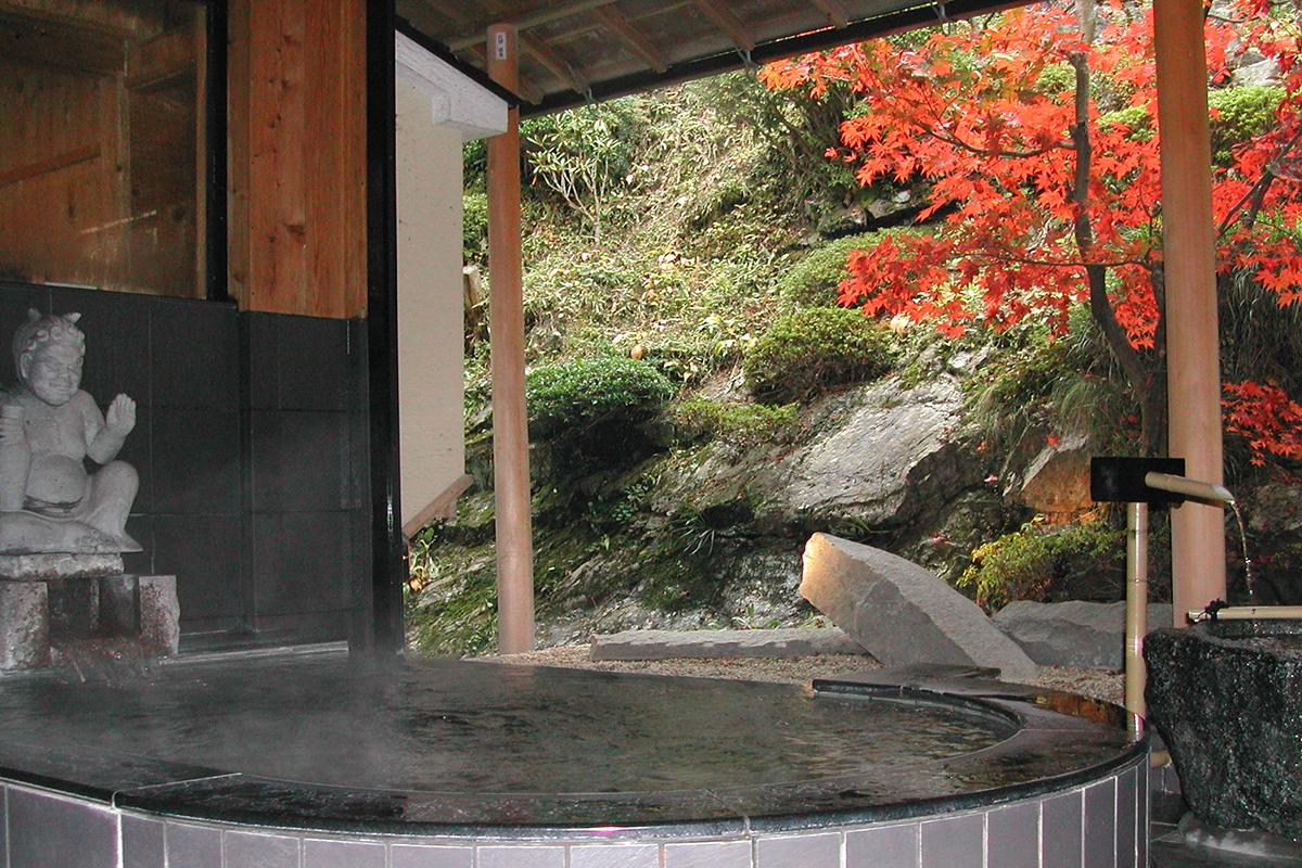 Nara hot springs hotels-Japan onsen-Hanaya Tokubei