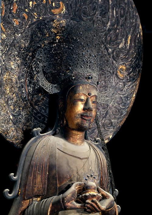 Nara temples-Horyuji Temple-Guze Kannon