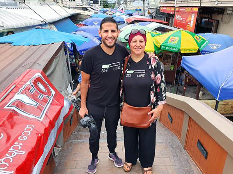 Why I love Bangkok by Nas Daily-noodles-market