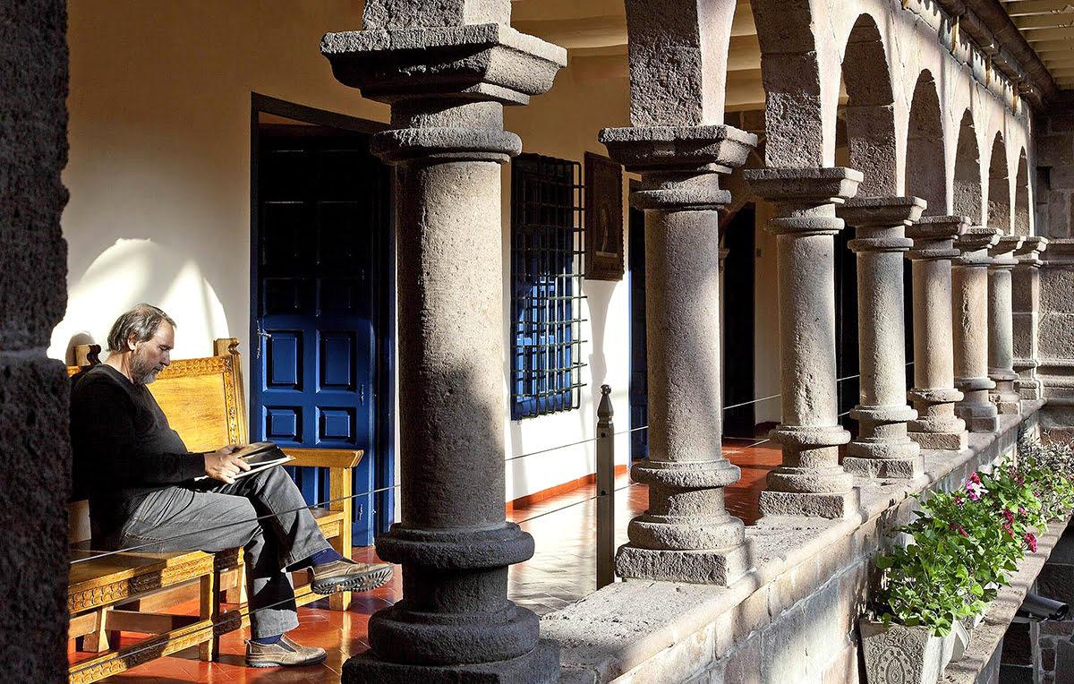 Hotels in Peru-backpacking-hiking trip-Novotel Cusco