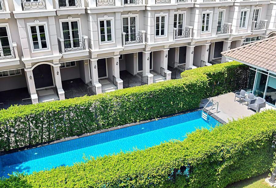 Bangkok holiday homes-BTS stations-where to stay-Thailand-3 Bedrooms PerFect Home 106 at Sukhumvit 16