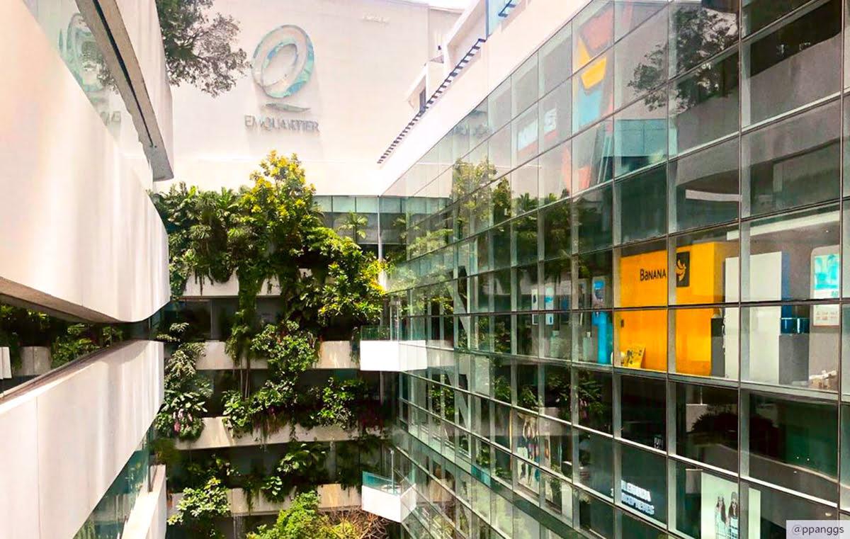 Bangkok vacation rentals-holiday homes-Thailand-EmQuartier