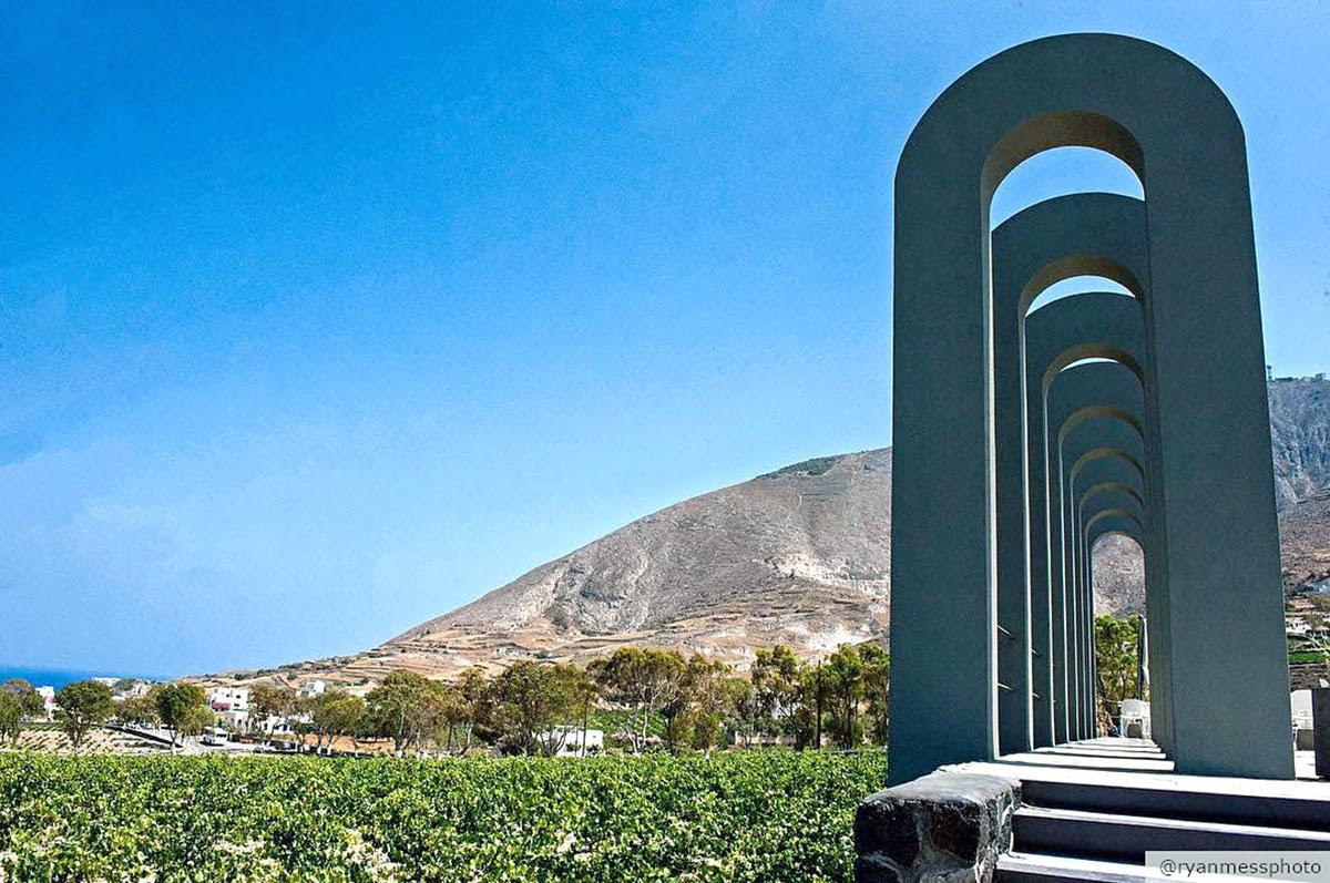 ทัวร์ชิมไวน์-ไร่องุ่น-ไวเนอรี่-ซานโตรินี่-Estate Argyros-Koutsoyannopoulos Wine Museum