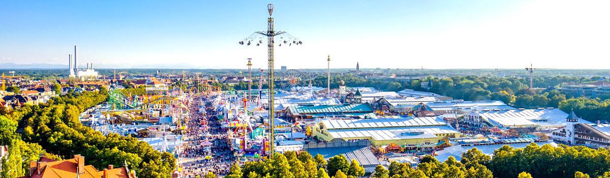 Munich Oktoberfest celebration