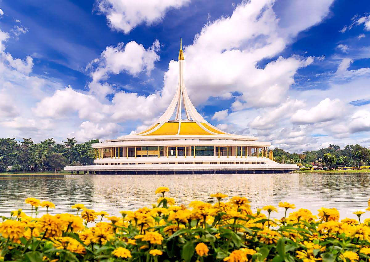 Bangkok vacation rentals-holiday homes-Thailand-King Rama IX Park