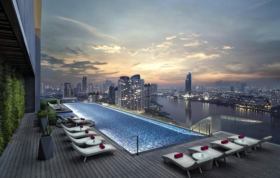 Best hotels in Bangkok-Thailand-Avani+ Riverside Bangkok Hotel