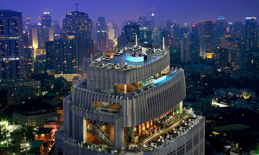 Hotels on Sukhumvit-Bangkok-Bangkok Marriott Hotel Sukhumvit