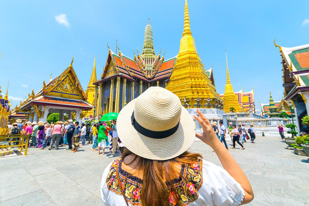 Du lịch Băng Cốc-Thái Lan-du khách
