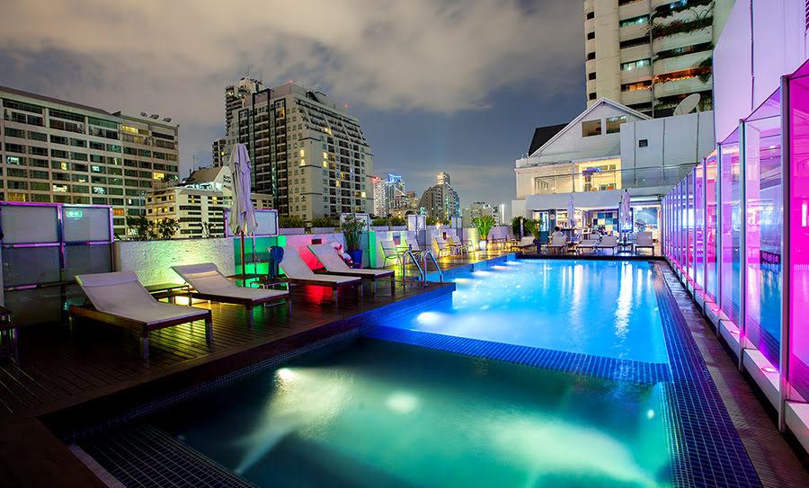 Best hotels in Bangkok-Thailand-Dream Hotel Bangkok