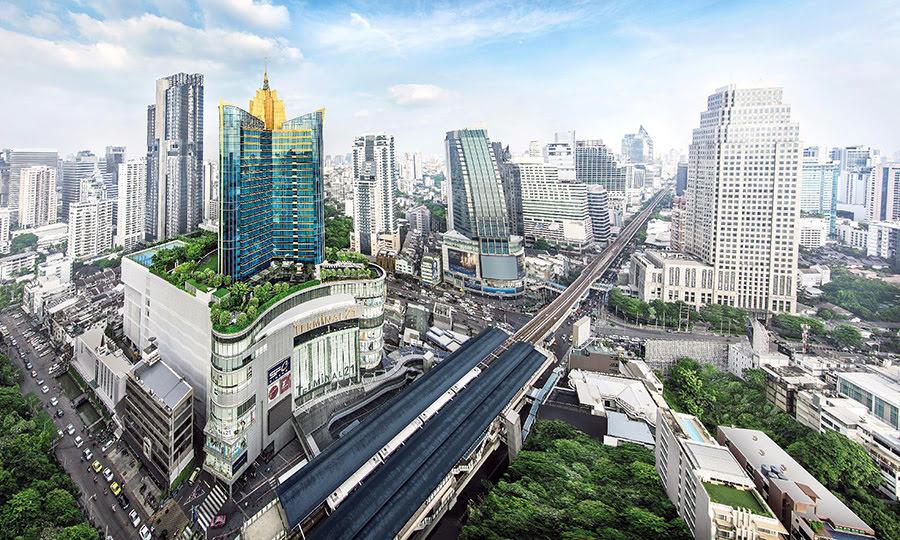 Hotels on Sukhumvit-Bangkok-Grande Centre Point Terminal 21