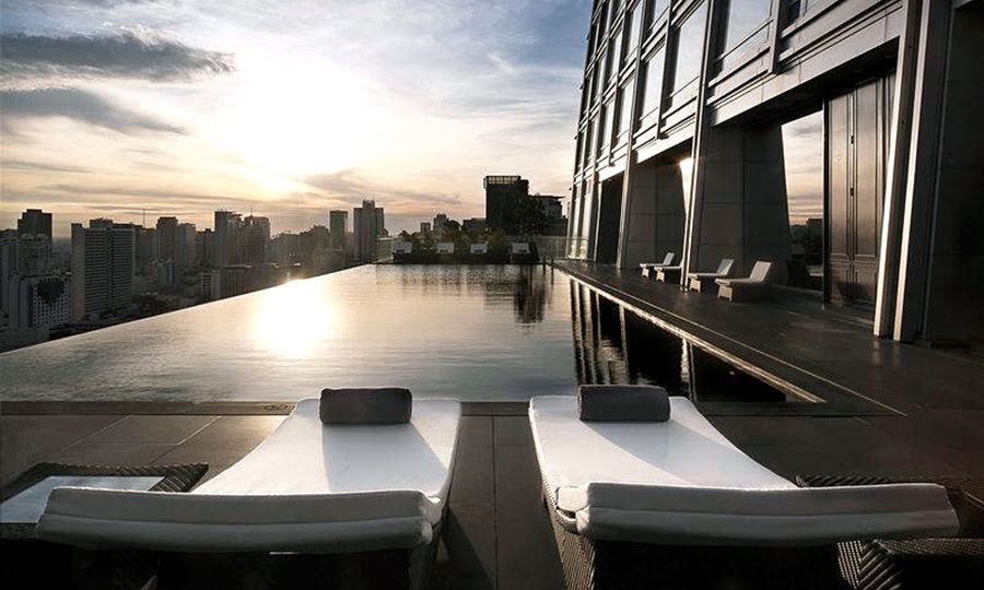 Hotels on Sukhumvit-Bangkok-Okura Prestige Bangkok