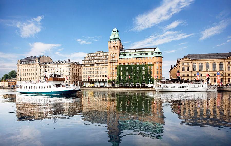Swedish hotels-hotels in Sweden-Radisson Collection Strand Hotel, Stockholm