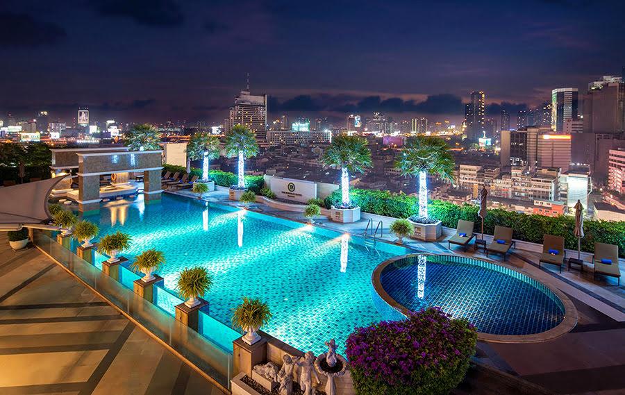 Best hotels in Bangkok-Thailand-The Berkeley Hotel Pratunam