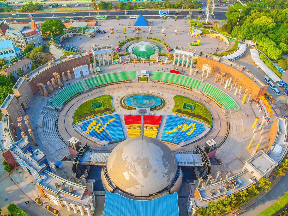 Things to do in Shenzhen-China-Window of the World