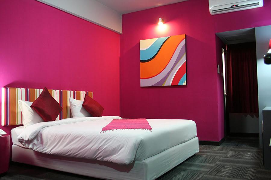 Hotels in Bangkok-Pratunam-Baiyoke Boutique Hotel