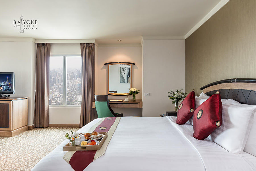 Hotels in Bangkok-Bangkok-Baiyoke Sky Hotel