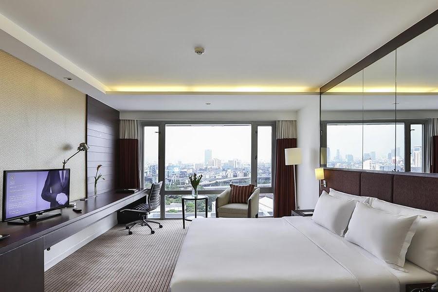 Hotels in Bangkok-Pratunam-Eastin Hotel Makkasan