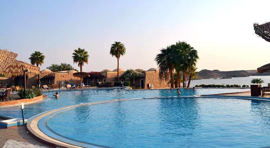Hotels in Alexandria-Egypt attractions-Seti Abu Simbel Lake Resort